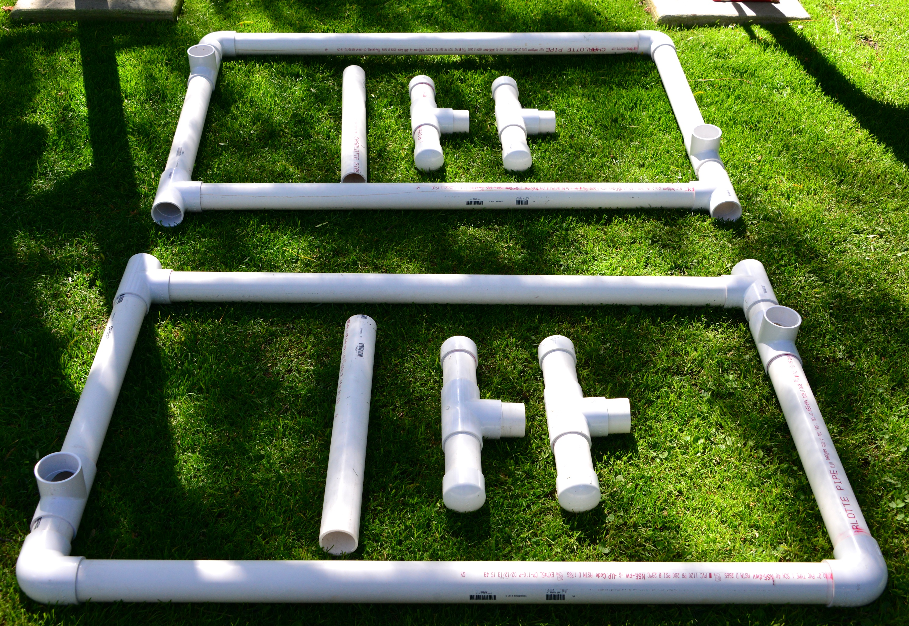 pvc project: high parallel bars › avengers of health!