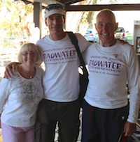 Death Valley Jack with Ron Jones @ Badwater Ultra 2013
