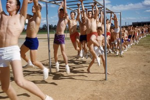LaSierra HS Physical Education (Circa 1961)