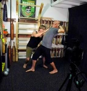 Phillipe Til adjusts Ron Jones on Hebert move
